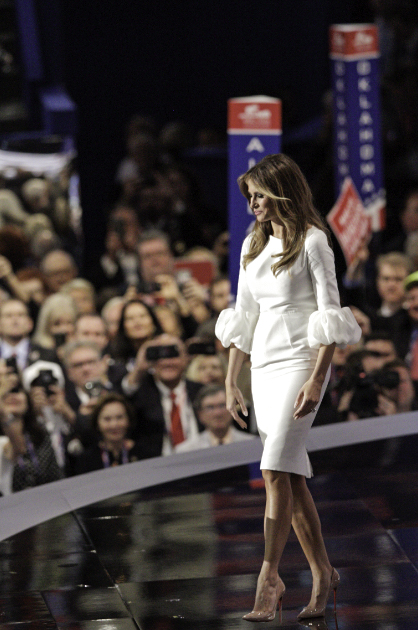 Melania Trump: Republican National Convention Speech