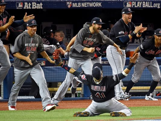 Cleveland Indians World Series 2016